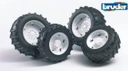 Koła Bliźniacze Białe Do Ciągników Serii 1992-02