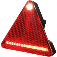 Lampa Tylna Zespolona Trójkątna Prawa Led 12-24v Kramp