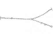 Łańcuch Żłobowy, O 5 Mm