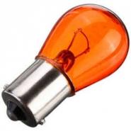 Żarówka Ba15s, 12 V, 21w, Pomarańczowa