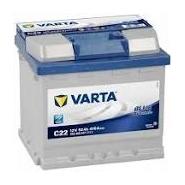 Akumulator Blue Dynamic, 12v 52ah, Varta