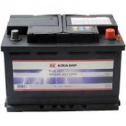 Akumulator Kramp, 12 V, 74 Ah, Napełniony