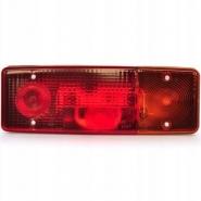 Lampa Tylna, 04 We549p, Prawa 12 V Lub 24 V