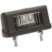 Lampa Oświetlenia Tablicy Rejestracyjnej Led, 244, 12 V - 24 V